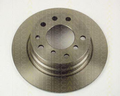 Тормозной диск TRISCAN 812011104