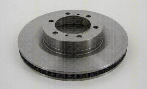 Тормозной диск TRISCAN 8120131054