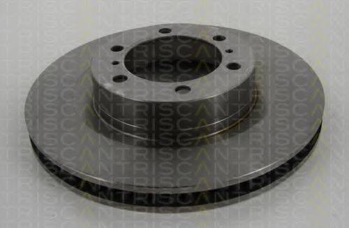 Тормозной диск TRISCAN 8120131054C