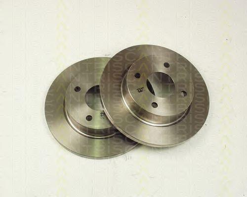 Тормозной диск TRISCAN 812015119