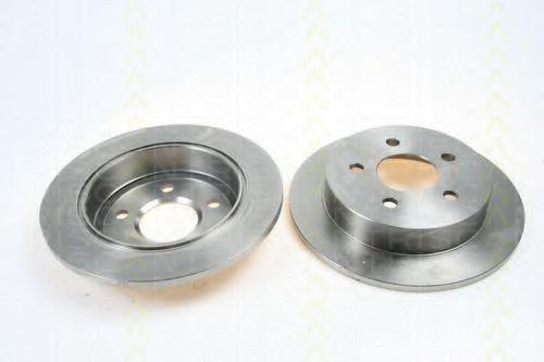 Тормозной диск TRISCAN 812024132C