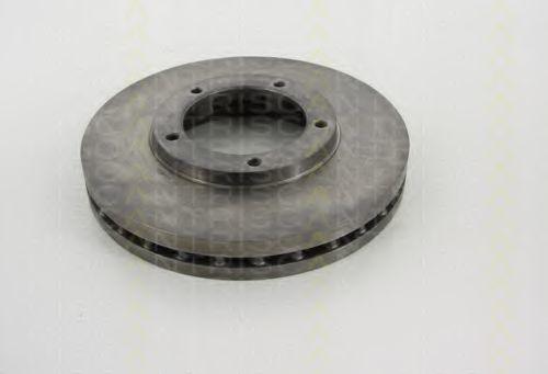 Тормозной диск TRISCAN 812042156