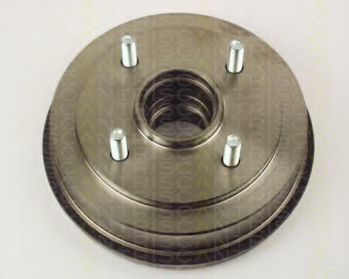 Тормозной барабан TRISCAN 812042201