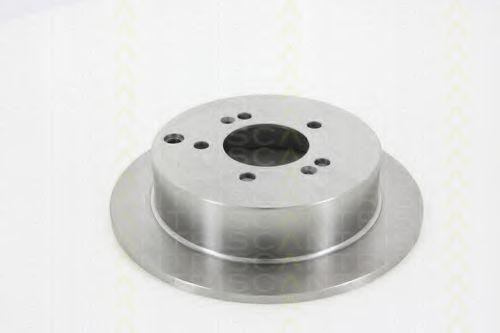 Тормозной диск TRISCAN 812043131