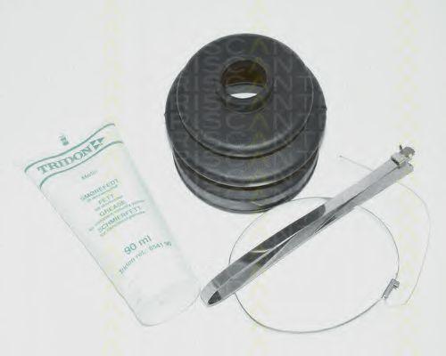 Комплект пылника, приводной вал TRISCAN 854040702