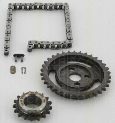Комплект цели привода распредвала TRISCAN 865016002