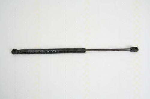 Газовая пружина, крышка багажник TRISCAN 871010207