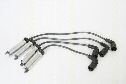 Комплект проводов зажигания TRISCAN 886024004