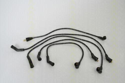 Комплект проводов зажигания TRISCAN 886040001