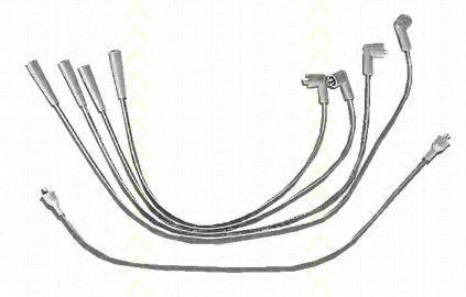 Комплект проводов зажигания TRISCAN 88604021