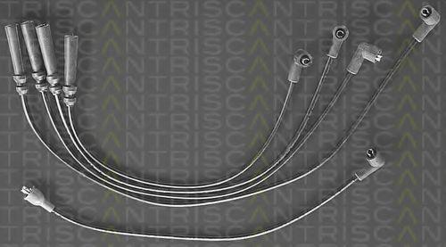 Комплект проводов зажигания TRISCAN 88604119
