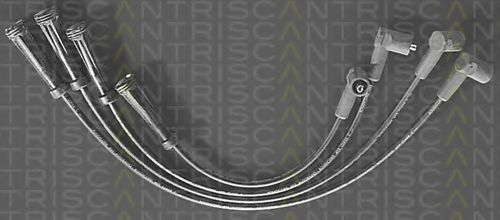 Комплект проводов зажигания TRISCAN 88604162