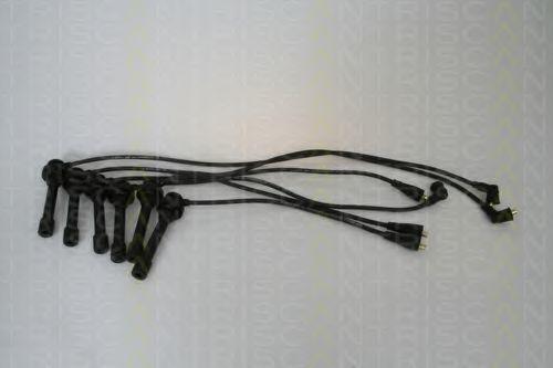 Комплект проводов зажигания TRISCAN 886042008