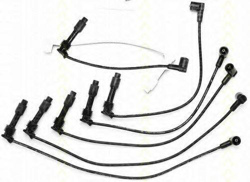 Комплект проводов зажигания TRISCAN 88606503