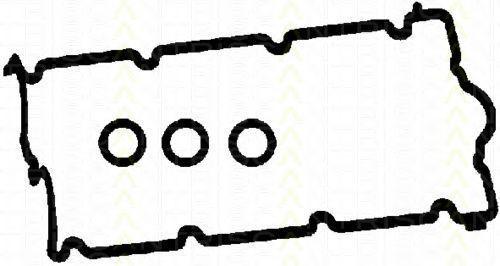 Комплект прокладок, крышка головки цилиндра TRISCAN 5151030