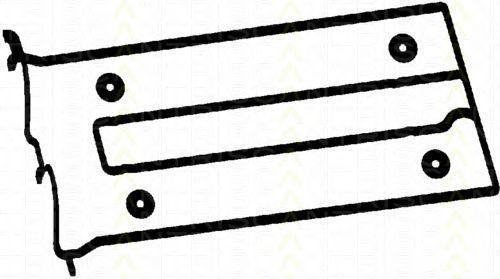 Комплект прокладок, крышка головки цилиндра TRISCAN 5152688