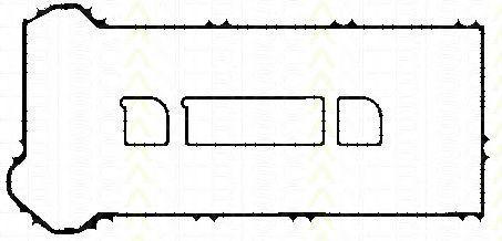 Комплект прокладок, крышка головки цилиндра TRISCAN 5152695