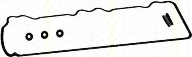 Комплект прокладок, крышка головки цилиндра TRISCAN 5154212