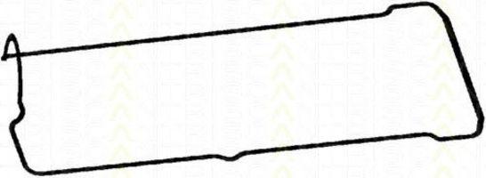 Прокладка, крышка головки цилиндра TRISCAN 5157013
