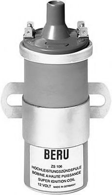 Катушка зажигания BERU ZS106
