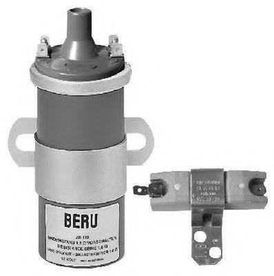 Катушка зажигания BERU ZS110