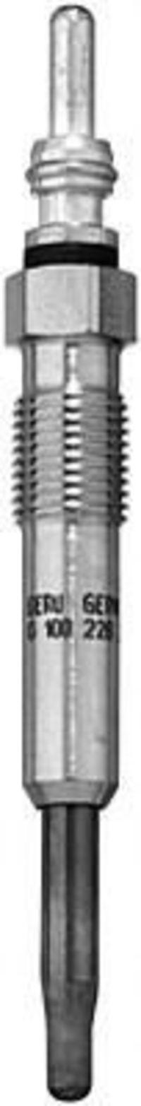 Свеча накаливания BERU GN018