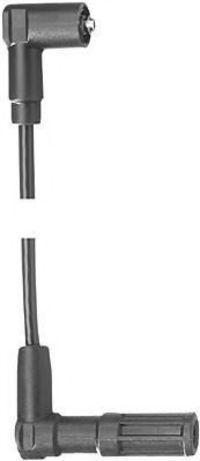 Провод зажигания BERU GF111C