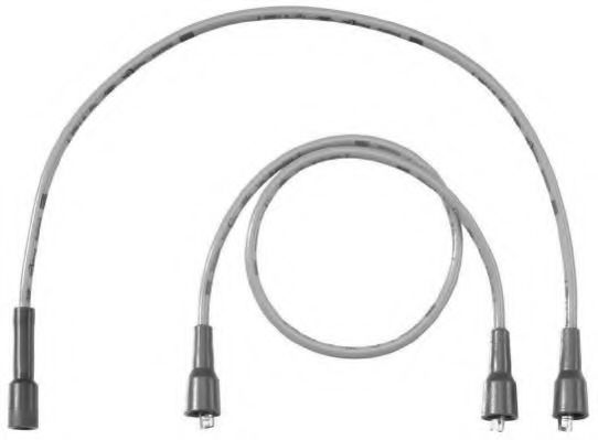 Комплект проводов зажигания BERU C13