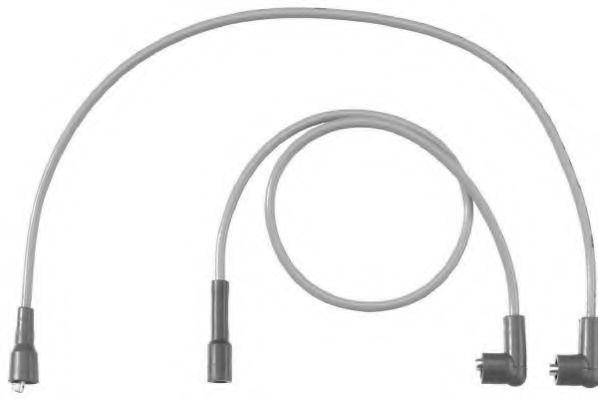 Комплект проводов зажигания BERU C18