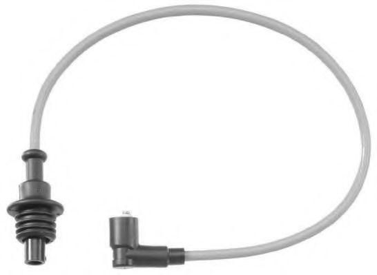 Комплект проводов зажигания BERU C24