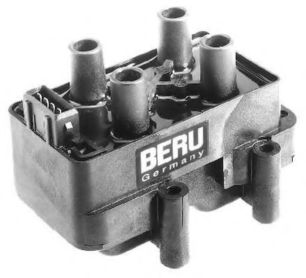 Катушка зажигания BERU ZS 232