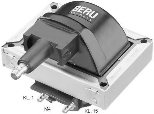 Катушка зажигания BERU ZS 251