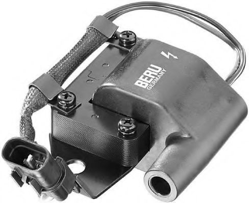Катушка зажигания BERU ZS261