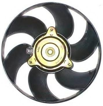 Вентилятор, охлаждение двигателя BERU LE010