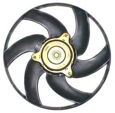 Вентилятор радиатора BERU LE011