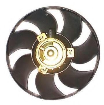 Вентилятор, охлаждение двигателя BERU LE012