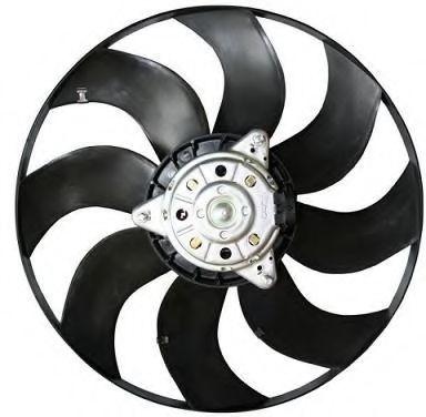 Вентилятор, охлаждение двигателя BERU LE020