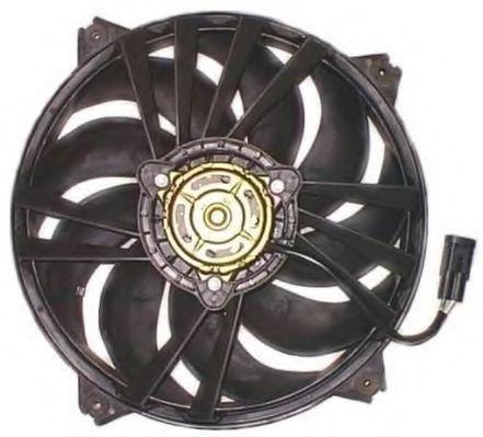 Вентилятор, охлаждение двигателя BERU LE077