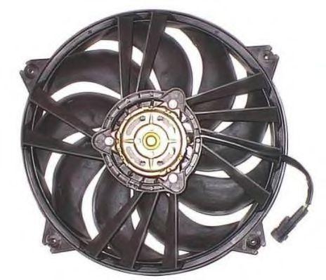 Вентилятор, охлаждение двигателя BERU LE078