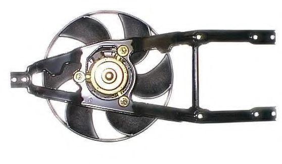 Вентилятор, охлаждение двигателя BERU LE511