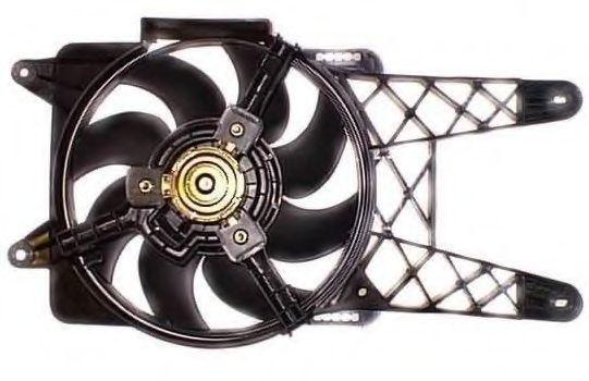 Вентилятор, охлаждение двигателя BERU LE513