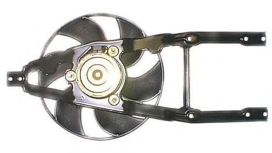 Вентилятор, охлаждение двигателя BERU LE517