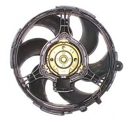 Вентилятор, охлаждение двигателя BERU LE519