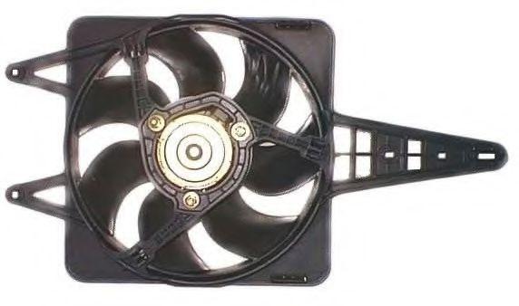 Вентилятор, охлаждение двигателя BERU LE527