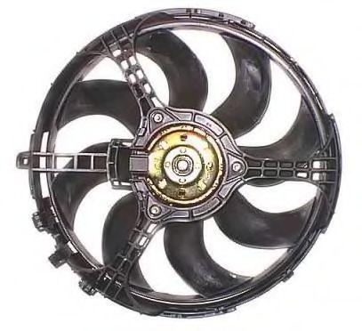 Вентилятор, охлаждение двигателя BERU LE528