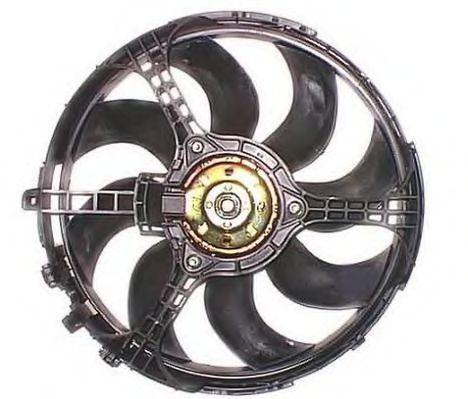 Вентилятор, охлаждение двигателя BERU LE533