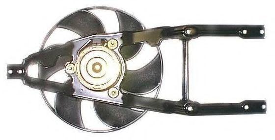 Вентилятор, охлаждение двигателя BERU LE537