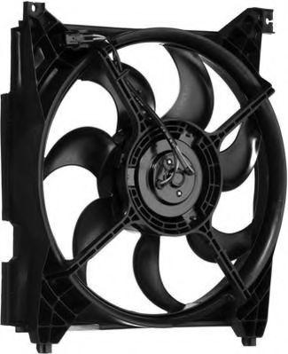 Вентилятор, охлаждение двигателя BERU LE547