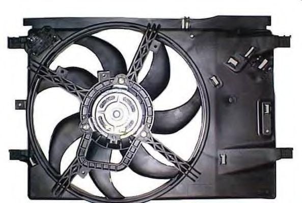Вентилятор, охлаждение двигателя BERU LE564