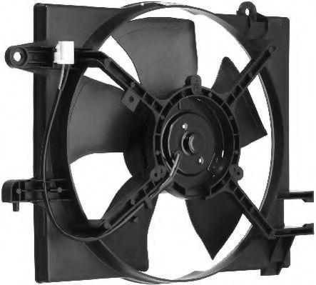 Вентилятор, охлаждение двигателя BERU LE589